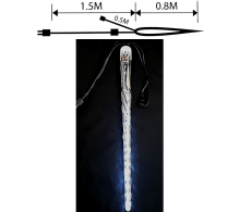 0.8m Icicle