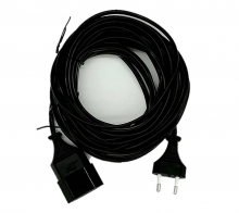 Black Extension Cable
