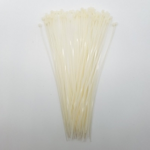 Cable Tie White 2.5mm x 260mm
