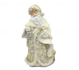 Santa With Lantern x