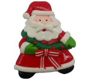 Clay Santa Fat