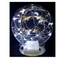 Glass ball PW  10cm