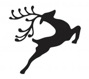2018 Jumping Reindeer