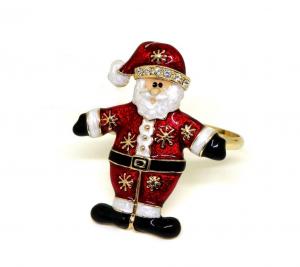 Santa Small Napkin