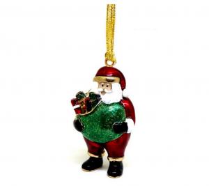 Santa Gift Tree Trinket
