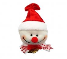 Snowman head 25cm