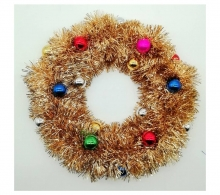 Wreath Gold