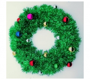 Wreath Green