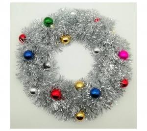 Wreath Silver