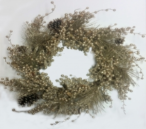 Wreath Champagne