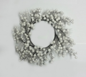 Wreath White 1