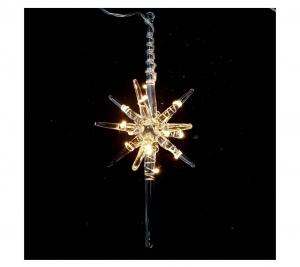 Hanging Snowflake 20cm